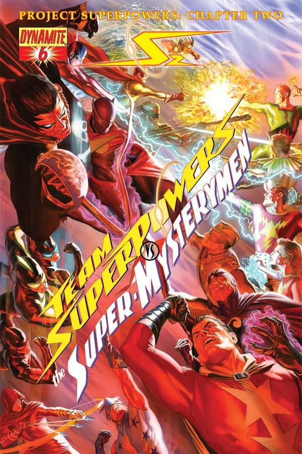 PSP206covs ComicList: Dynamite Entertainment for 01/20/2010