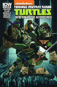 STK654098 ComicList: IDW Publishing New Releases for 11/12/2014