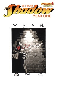 ShadowYO01CovBrennanHandDra ComicList: Dynamite Entertainment for 02/20/2013