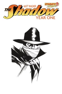 ShadowYO01CovTorresHandDraw ComicList: Dynamite Entertainment for 02/20/2013