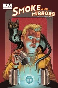 SmokeandMirrors02-CvrA ComicList: IDW Publishing for 04/11/2012