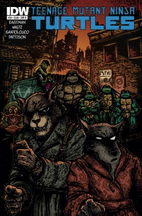 TMNT39_cvrB ComicList: IDW Publishing New Releases for 10/15/2014