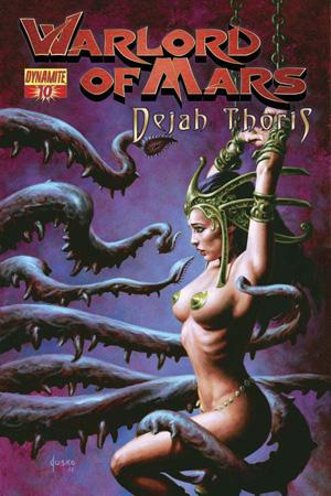 TNDeja10covJusko ComicList: Dynamite Entertainment for 03/14/2012