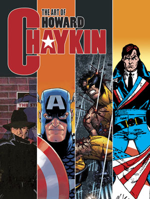 TNTheArtOfHowardChaykinCov ComicList: Dynamite Entertainment for 06/20/2012