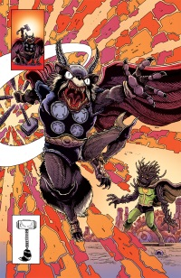 Thor_2_James_Stokoe_RRG_Variant ComicList: Marvel Comics New Releases for 11/12/2014