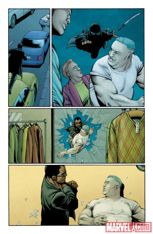 ULTAVG3_1_PREVIEW4 First Look At ULTIMATE COMICS AVENGERS 3 #1