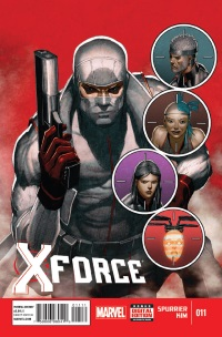 XFORCE2014011-DC11-LR-bcde3 ComicList: Marvel Comics New Releases for 10/22/2014