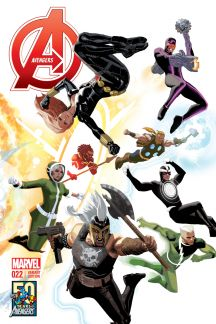 avengers22acuna ComicList: Marvel Comics for 10/30/2013