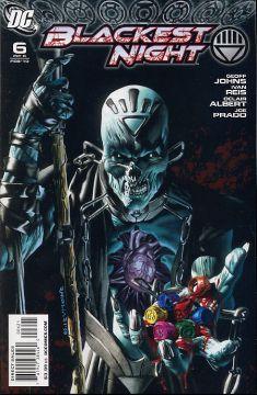 blckestnight6migliari ComicList: DC Comics for 12/30/2009