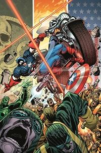 caplegend2simonsonvar ComicList: Marvel Comics for 10/30/2013