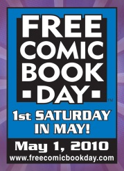 fcbd_2010 Free Comic Book Day 2010 Is This Weekend