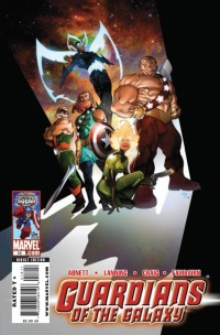 gg18 ComicList: Marvel Comics for 09/23/2009