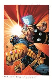 gotg8thorbattlevar ComicList: Marvel Comics for 10/30/2013