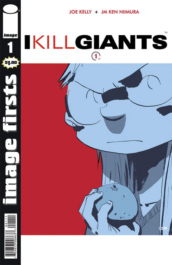 ifirsts_ikillgiants1 Image Comics September 2010 Solicitations