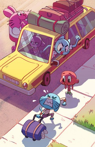 kaboom_gumball_003_b ComicList: BOOM! Studios New Releases for 10/15/2014