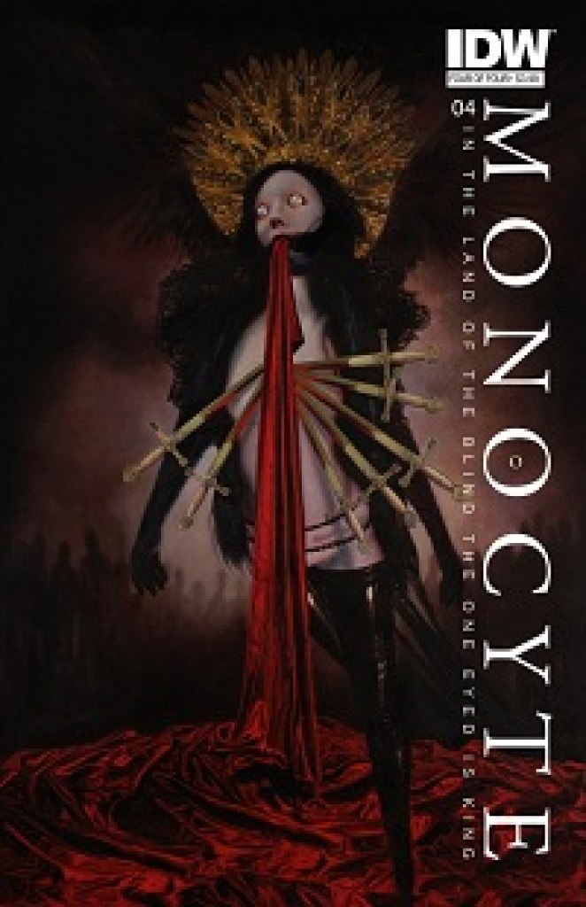 monocyte-4-cover-b-stoupakis-662x1024 ComicList: IDW Publishing for 05/30/2012