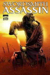 swordsmithassassin2 ComicList: BOOM! Studios for 09/16/2009