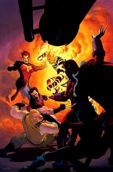 uncanny_xforce_9 ComicList: Marvel Comics for 05/04/2011