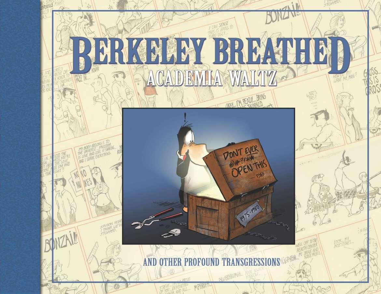 01654a8a-a23a-4e8a-913e-966d25c67a97 Berkeley Breathed's ACADEMIA WALTZ immigrates to IDW Publishing