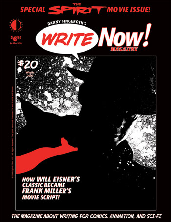 20_LRG WRITE NOW! Ends Its 20-Issue Run At Twomorrows