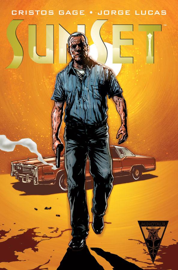 276622867381695 Top Cow and Minotaur Press present original graphic novel SUNSET
