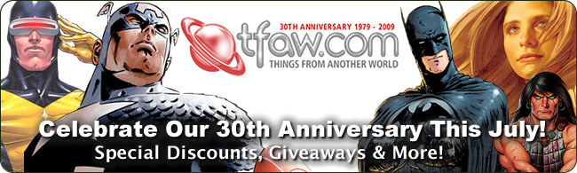 30thann2 TFAW's 30th Anniversary! Deals All Month Long!