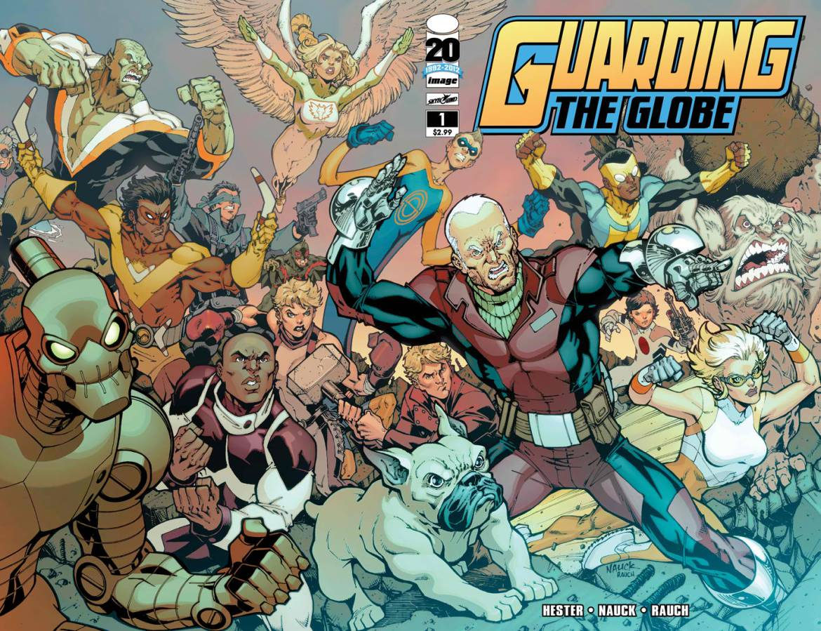 335834916022825 GUARDING THE GLOBE returns with new creative team