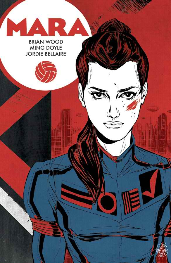 347903560070059 MARA by Brian Wood and Ming Doyle offers new take on superpowers