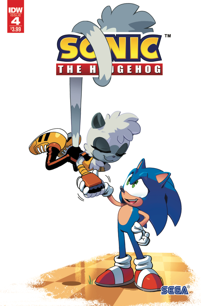 3bf0e09a-fca7-4c42-8fdf-3b707f337ece IDW announces Sonic The Hedgehog #4 2nd printing and #1-4 box set
