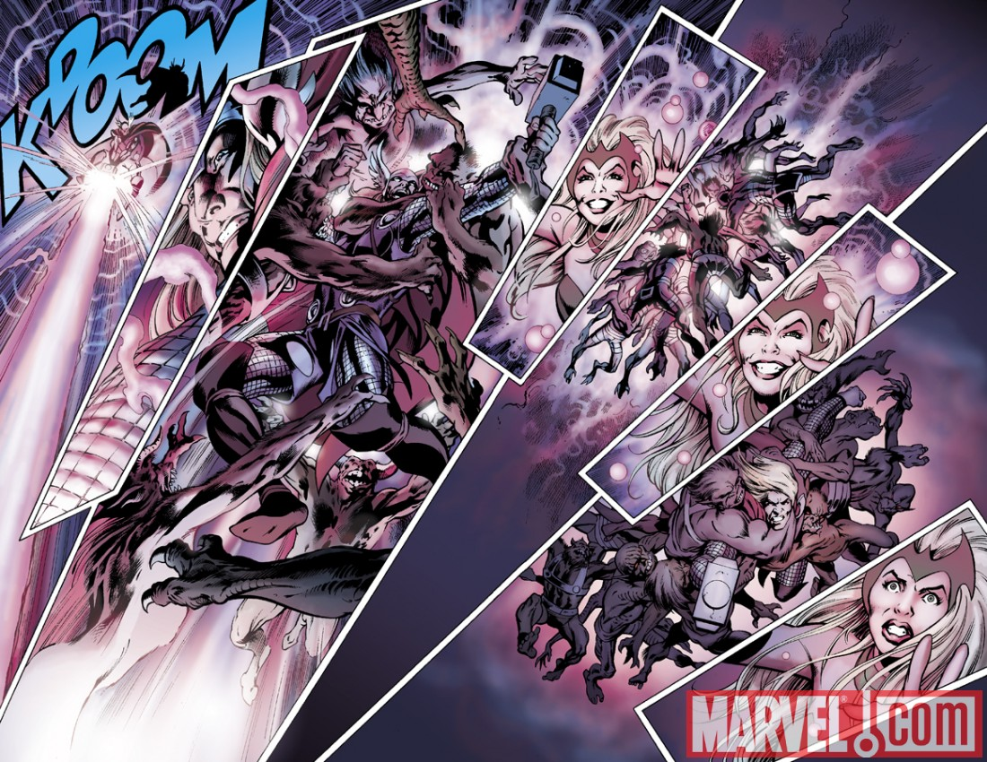 ANVP_2_Preview3 First Look At AVENGERS PRIME #2