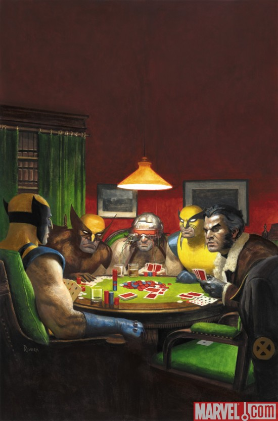 "ASM_590_WolverineArtAppreciationVariant Marvel Announces ""Wolverine Art Appreciation Month"""