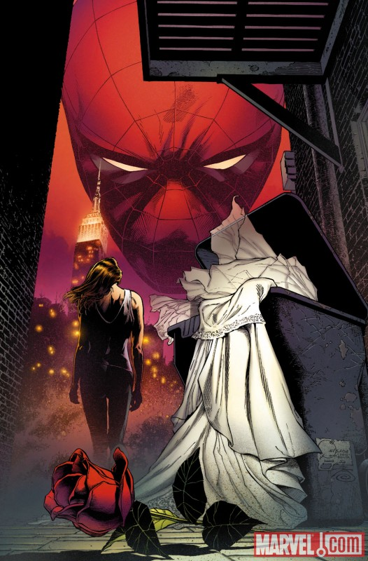 ASM_638_QCover Marvel unveils Joe Quesada's AMAZING SPIDER-MAN cover
