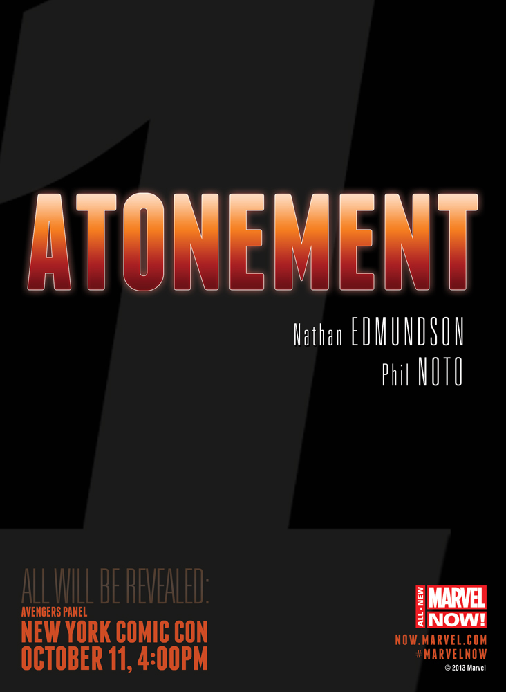 ATONEMENT All-New Marvel NOW: Atonement