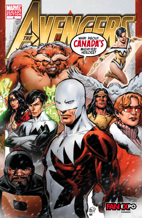 AVN_4_FEVAR Marvel takes over Fan Expo Canada this weekend