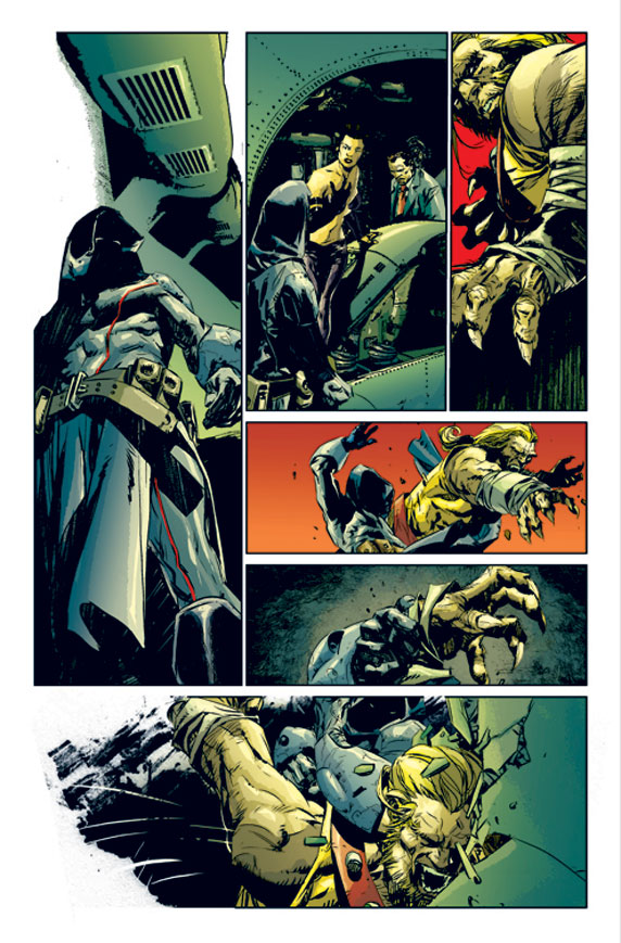 AgeOfApocalypse_1_Preview2 First Look at AGE OF APOCALYPSE #1