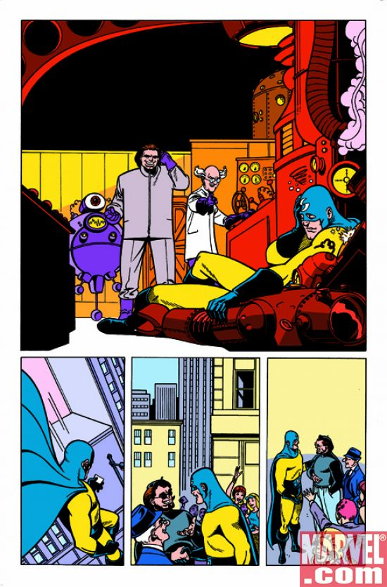 AgeofSentry_01_Preview3 The Age Of The Sentry #1 Preview
