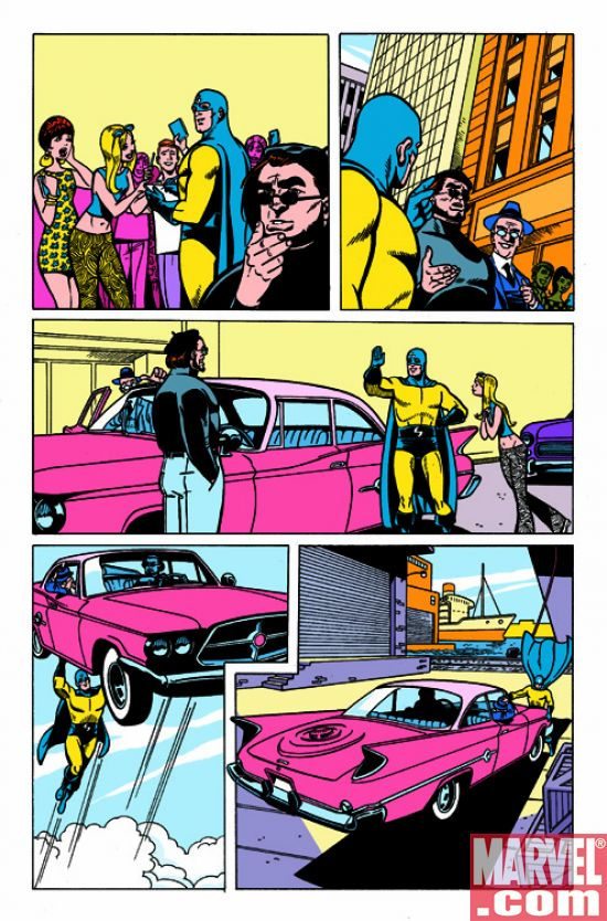 AgeofSentry_01_Preview4 The Age Of The Sentry #1 Preview