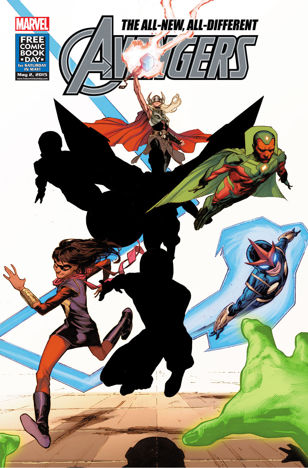 All-New_All-Different_Avengers_Assemble_2 Even more All-New, All-Different Avengers