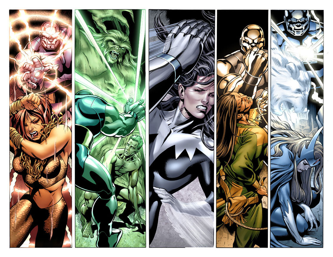 AlphaFlight_2_Preview2 First Look at ALPHA FLIGHT #2, featuring the return of Puck