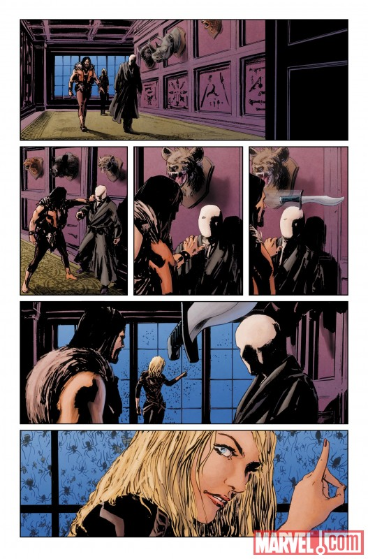 AmazingSpiderMan_637_Preview2 Discover the origin of the new Spider-Girl