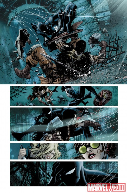 AmazingSpiderMan_637_Preview4 Discover the origin of the new Spider-Girl