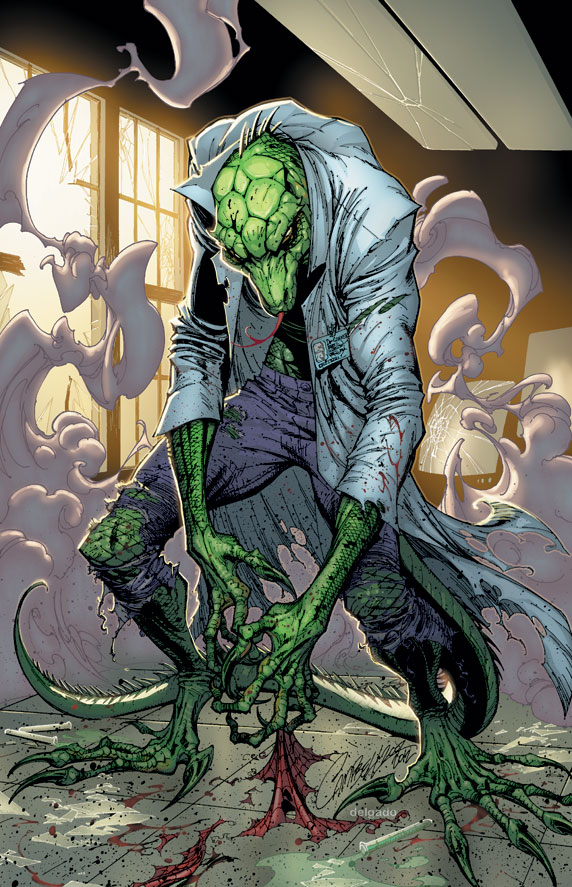 AmazingSpiderMan_688_CampbellVariant J. Scott Campbell draws variant cover for AMAZING SPIDER-MAN #688