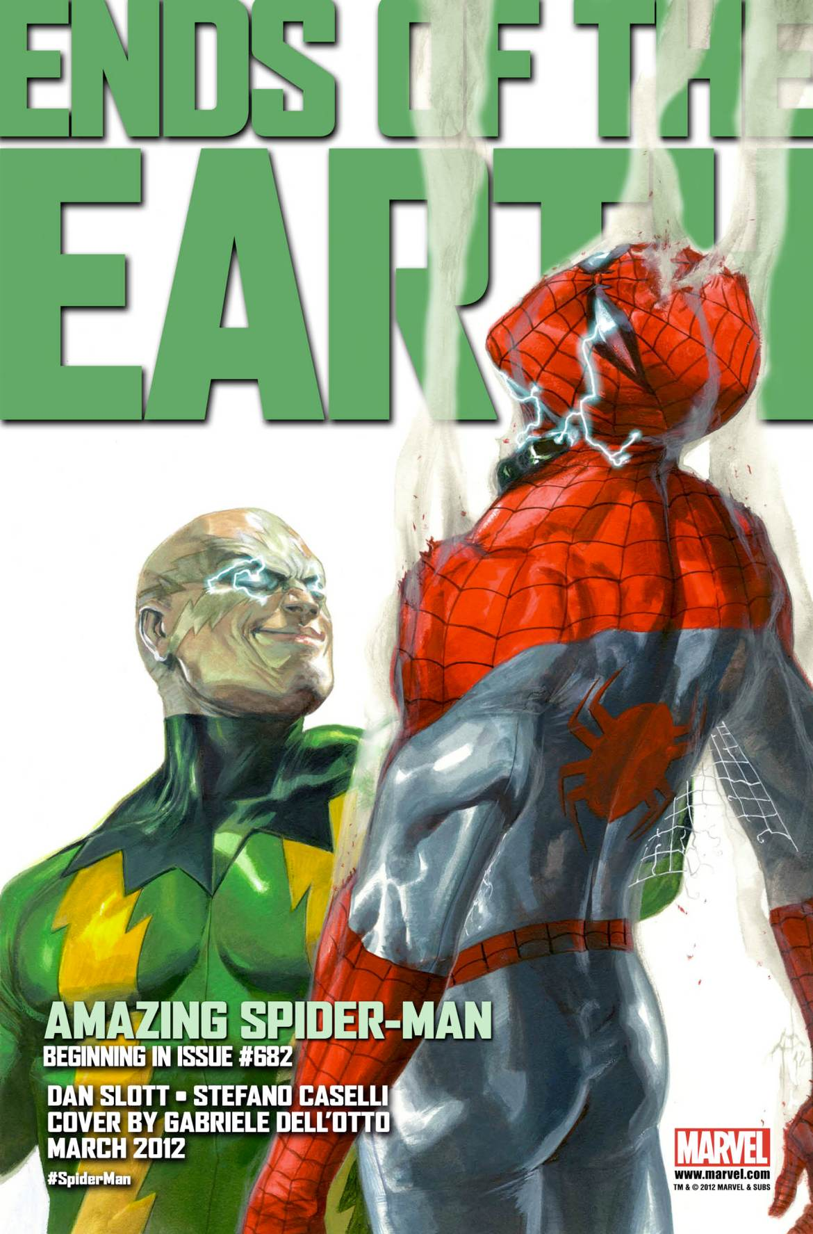 AmazingSpiderMan_EndsOfTheEarth_Teaser2 Mysterio takes Spider-Man to THE ENDS OF THE EARTH
