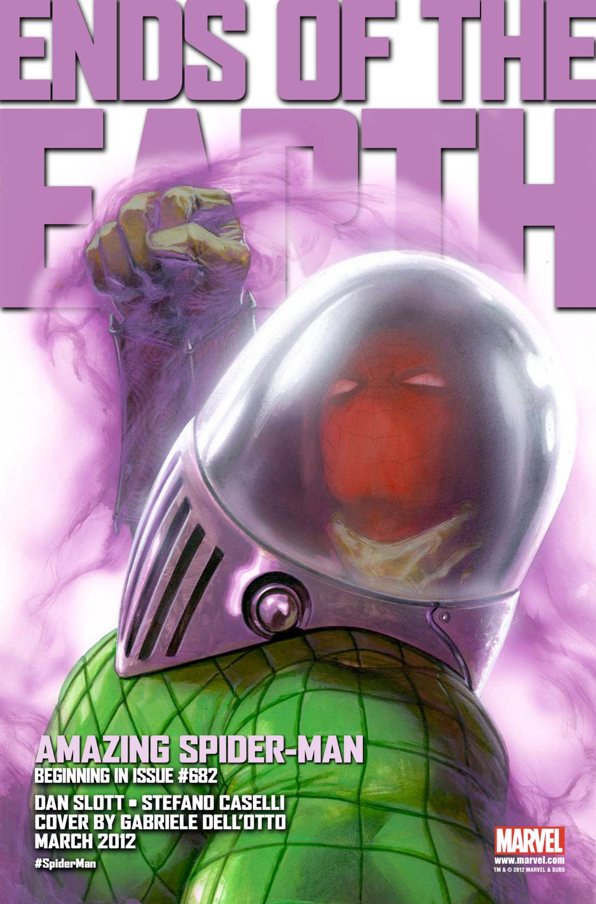 AmazingSpiderMan_EndsOfTheEarth_Teaser3 Mysterio takes Spider-Man to THE ENDS OF THE EARTH