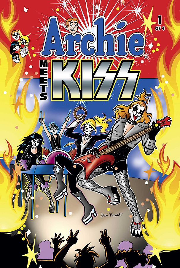 Archie627_web KISS to rock and roll IDW and Archie all night