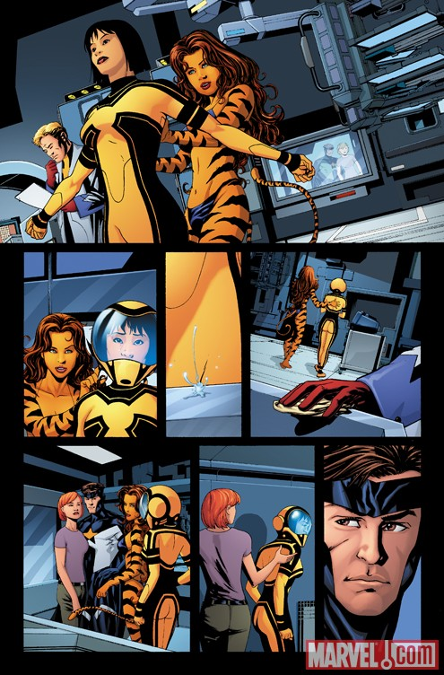AvengersAcademy_01_preview1 First Look At AVENGERS ACADEMY #1
