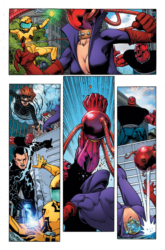 AvengersAcademy_14p1_Preview2 First Look at AVENGERS ACADEMY #14.1