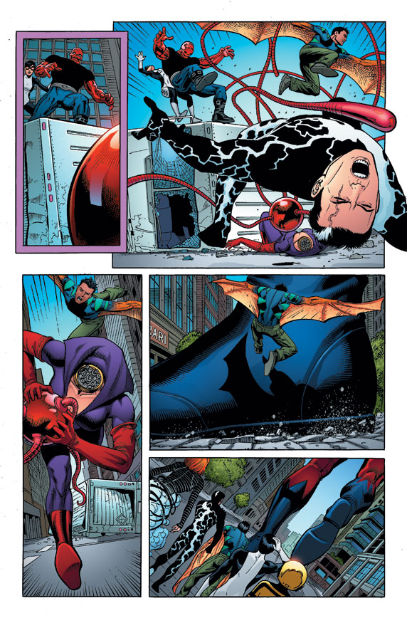 AvengersAcademy_14p1_Preview3 First Look at AVENGERS ACADEMY #14.1