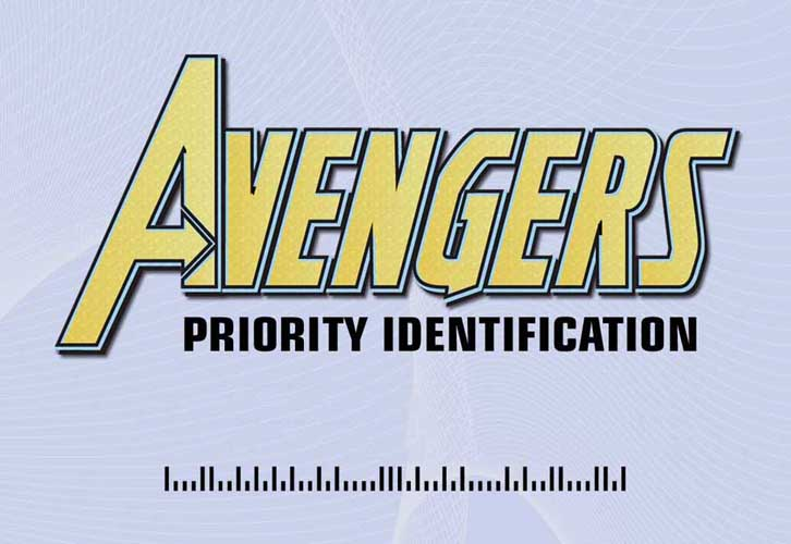 AvengersID_Back Celebrate New Year's Eve Eve with Marvel today