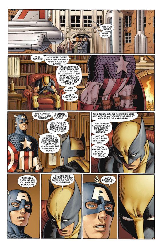 AvengersVSXMen_1_Preview4 First Look at AVENGERS VS. X-MEN #1